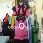 Misaki Nyan from Anime Cosplay Costume front prog