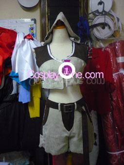 Ragnarok Online (Sniper Girl) from Anime Cosplay Costume front prog