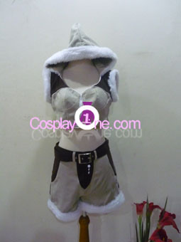 Ragnarok Online (Sniper Girl) from Anime Cosplay Costume front