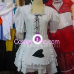 Rebecca Chambers from Resident Evil Cosplay Costume front prog