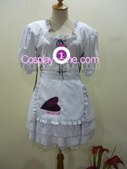 Rebecca Chambers from Resident Evil Cosplay Costume front