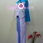 Setsuna F. Seiei from Mobile Suit Gundam Cosplay Costume inner 2 side