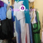 Setsuna F. Seiei from Mobile Suit Gundam Cosplay Costume inner 2 side prog