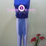 Setsuna F. Seiei from Mobile Suit Gundam Cosplay Costume inner front