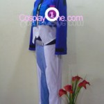 Setsuna F. Seiei from Mobile Suit Gundam Cosplay Costume side R