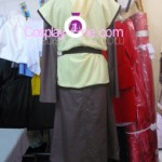 Tsukasa from Hack Cosplay Costume back prog