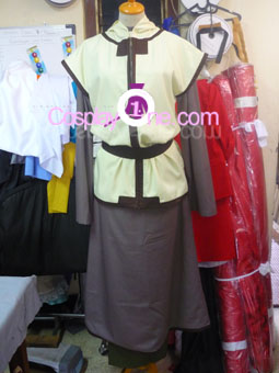 Tsukasa from Hack Cosplay Costume front prog