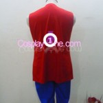 Monkey D. Luffy from One Piece Cosplay Costume back in