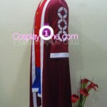 Monkey D. Luffy from One Piece Cosplay Costume side