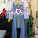 Archbishop from Anime Cosplay Costume front prog