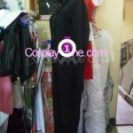 Catwoman from DC Comics Cosplay Costume side prog
