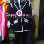 Kazuya Kujo from Anime Cosplay Costume front prog