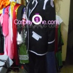 Kazuya Kujo from Anime Cosplay Costume side prog