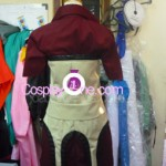 Maya Amano from Anime Cosplay Costume back prog