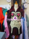Maya Amano from Anime Cosplay Costume front prog