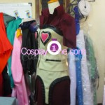 Maya Amano from Anime Cosplay Costume side prog