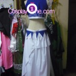 Nami from One Piece Cosplay Costume back prog