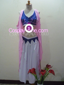 Nami from One Piece Cosplay Costume front