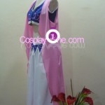 Nami from One Piece Cosplay Costume side