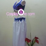 Nami from One Piece Cosplay Costume side in