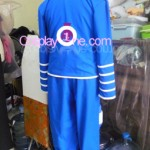 Tegami Bachi from Anime Cosplay Costume back prog