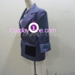 Riddler from DC Comics Cosplay Costume side