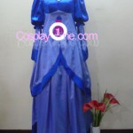 Ice Queen from Adventure Time Cosplay Costume front