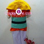 Cawlin from The Legend of Zelda Cosplay Costume back