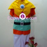 Cawlin from The Legend of Zelda Cosplay Costume front
