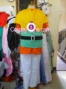 Cawlin from The Legend of Zelda Cosplay Costume front prog