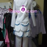 Captain Dophin from Anime Cosplay Costume back prog