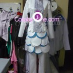 Captain Dophin from Anime Cosplay Costume front prog