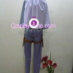 Lucia from Devil May Cry Cosplay Costume back