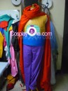 Magus from Chrono Trigger Cosplay Costume front prog