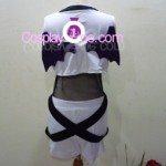 Moogle Rave from Anime Cosplay Costume back