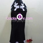 Strength from Black Rock Shooter Cosplay Costume back