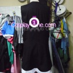 Strength from Black Rock Shooter Cosplay Costume back prog