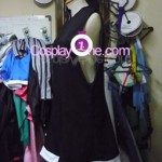 Strength from Black Rock Shooter Cosplay Costume side prog
