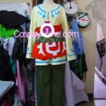 Skyward Sword from The Legend of Zelda Cosplay Costume front prog
