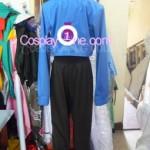 Trunks from Dragon Ball Z Cosplay Costume back prog