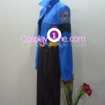 Trunks from Dragon Ball Z Cosplay Costume side