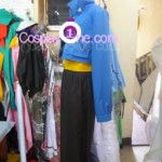 Trunks from Dragon Ball Z Cosplay Costume side prog