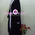 Ichigo Kurosaki from Bleach Cosplay Costume side