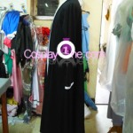 Ichigo Kurosaki from Bleach Cosplay Costume side prog2