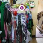 Christie Monteiro from Tekken Video Game Cosplay Costume side prog2