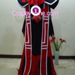 Karthus from League of Legend Cosplay Costume back