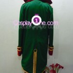 Pierce Villiers from Clover no Kuni no Alice Cosplay Costume back
