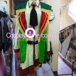 Pierce Villiers from Clover no Kuni no Alice Cosplay Costume front prog
