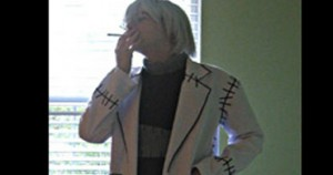 Franken Stein from Soul Eater Cosplay Costume