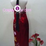 Ada Wong from Resident Evil Cosplay Costume back